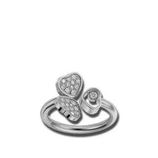 Chopard Ring Happy Hearts 82A083-1900+