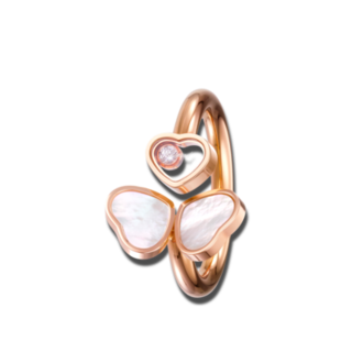 Chopard Ring Happy Hearts 82A083-5300+