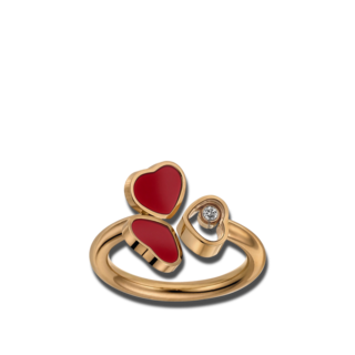 Chopard Ring Happy Hearts Wings 82A083-5800+