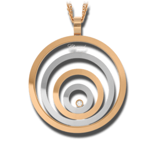 Chopard Halskette mit Anhänger Happy Spirit 795014-9001