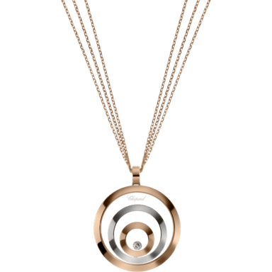 Chopard Halskette mit Anhänger Happy Spirit 795431-9001
