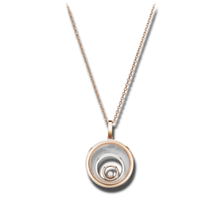 Chopard Halskette mit Anhänger Happy Spirit 798231-9001