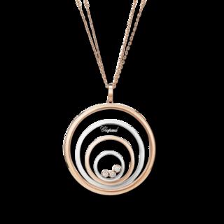 Chopard Halskette mit Anhänger Happy Spirit 798233-9001