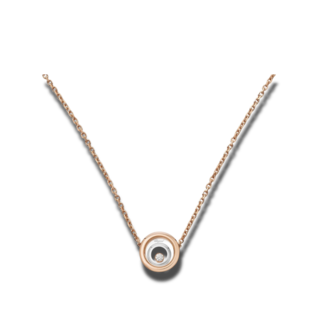 Chopard Halskette mit Anhänger Happy Spirit 818230-9001