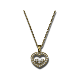 Chopard Halskette mit Anhänger Icons 79A611-0201