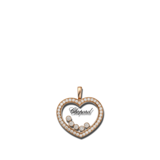 Chopard Anhänger Icons Heart 79A039-5202