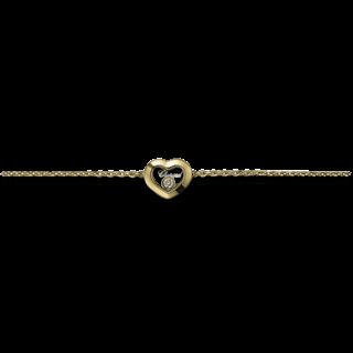 Chopard Armband mit Anhänger Icons Heart 85A054-0001