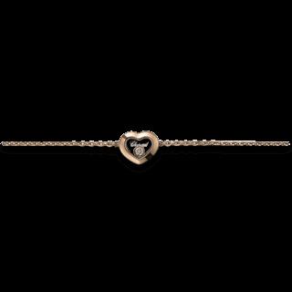 Chopard Armband mit Anhänger Icons Heart 85A054-5001