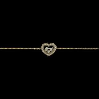Chopard Armband mit Anhänger Icons Heart 85A611-0201