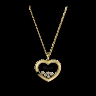 Chopard Halskette mit Anhänger Icons Heart 79A038-0001