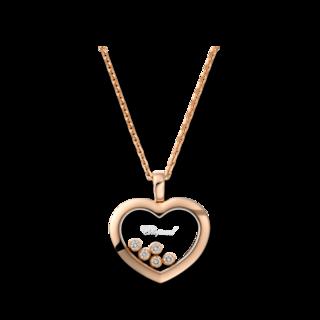 Chopard Halskette mit Anhänger Icons Heart 79A038-5001