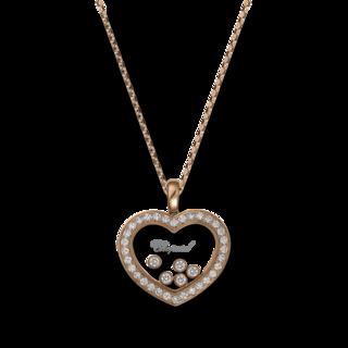 Chopard Halskette mit Anhänger Icons Heart 79A038-5201