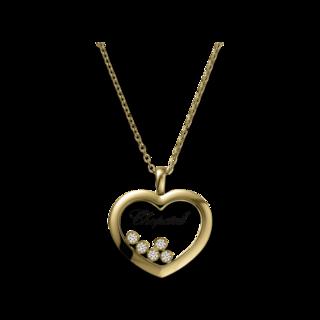 Chopard Halskette mit Anhänger Icons Heart 79A039-0001