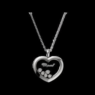 Chopard Halskette mit Anhänger Icons Heart 79A039-1001