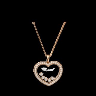 Chopard Halskette mit Anhänger Icons Heart 79A039-5201