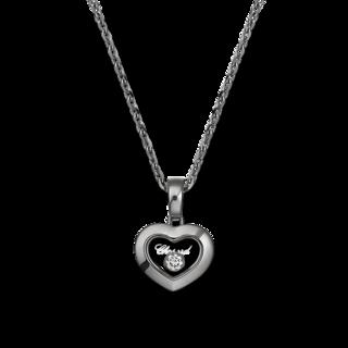 Chopard Halskette mit Anhänger Icons Heart 79A054-1001