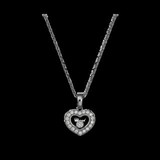 Chopard Halskette mit Anhänger Icons Heart 79A054-1201
