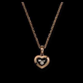 Chopard Halskette mit Anhänger Icons Heart 79A054-5001