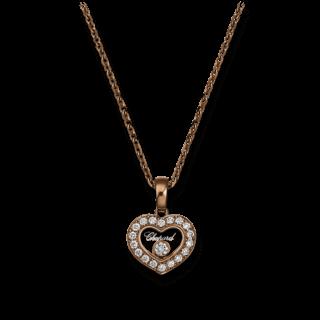 Chopard Halskette mit Anhänger Icons Heart 79A054-5201