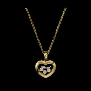 Chopard Halskette mit Anhänger Icons Heart 79A611-0001