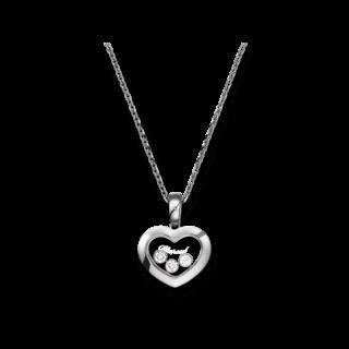 Chopard Halskette mit Anhänger Icons Heart 79A611-1001