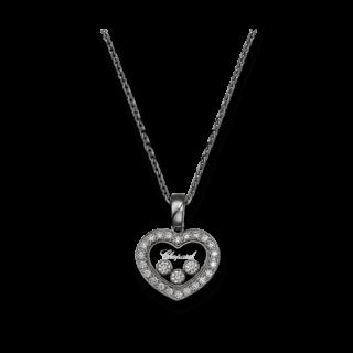 Chopard Halskette mit Anhänger Icons Heart 79A611-1201