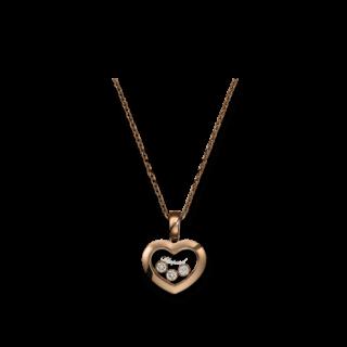 Chopard Halskette mit Anhänger Icons Heart 79A611-5001