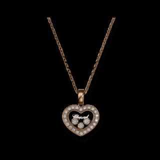 Chopard Halskette mit Anhänger Icons Heart 79A611-5201