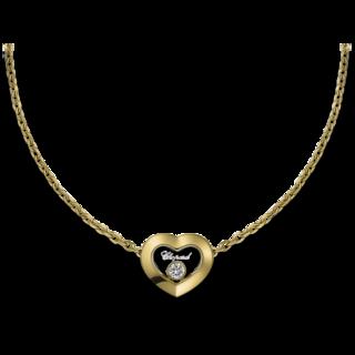 Chopard Halskette mit Anhänger Icons Heart 81A054-0001