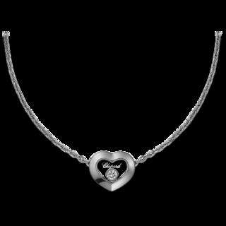 Chopard Halskette mit Anhänger Icons Heart 81A054-1001