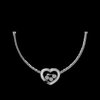 Chopard Halskette mit Anhänger Icons Heart 81A611-1001