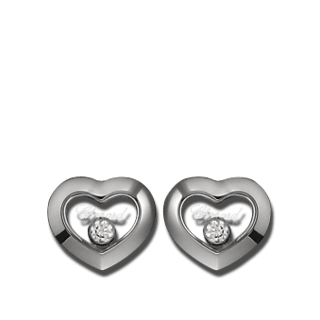 Chopard Ohrstecker Icons Heart 83A054-1001