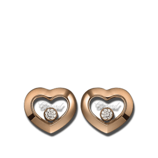 Chopard Ohrstecker Icons Heart 83A054-5001
