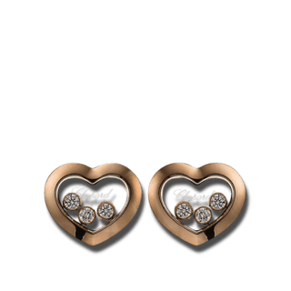 Chopard Ohrstecker Icons Heart 83A611-5001