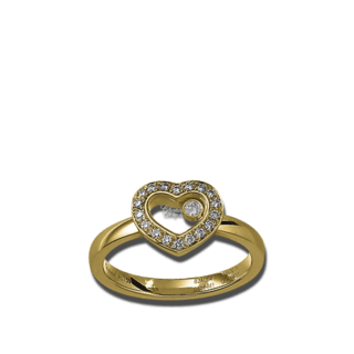 Chopard Ring Icons Heart 82A054-0200+
