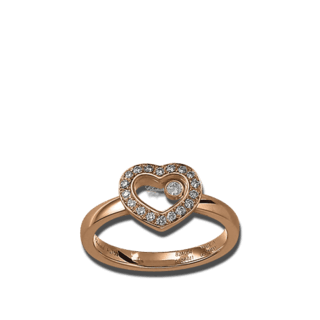 Chopard Ring Icons Heart 82A054-5200+