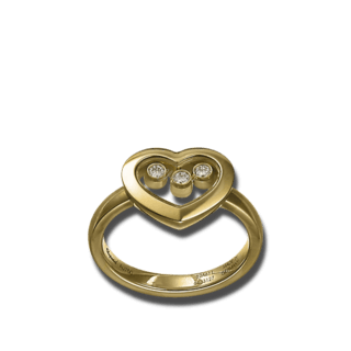 Chopard Ring Icons Heart 82A611-0000+