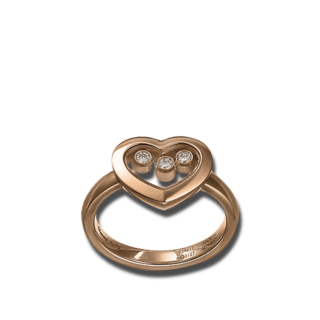 Chopard Ring Icons Heart 82A611-5000+