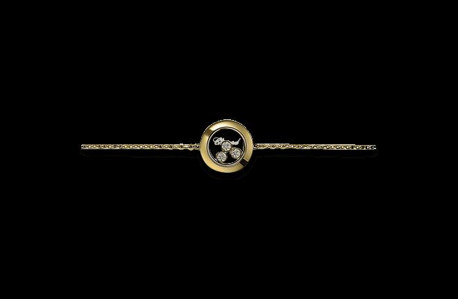 Armband Chopard Icons Round aus 750 Gelbgold mit 3 Brillanten (0,15 Karat) bei Brogle