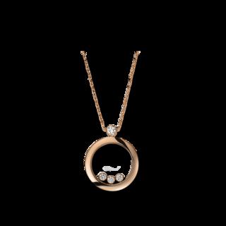 Chopard Halskette mit Anhänger Icons Round 793929-5201