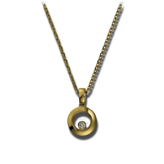 Chopard Halskette mit Anhänger Icons Round 79A017-0001