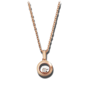 Chopard Halskette mit Anhänger Icons Round 79A017-5001