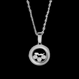 Chopard Halskette mit Anhänger Icons Round 79A018-1001