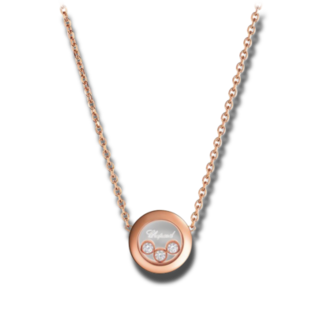 Chopard Halskette mit Anhänger Icons Round 81A018-5001