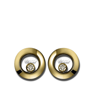 Chopard Ohrstecker Icons Round 83A017-0001