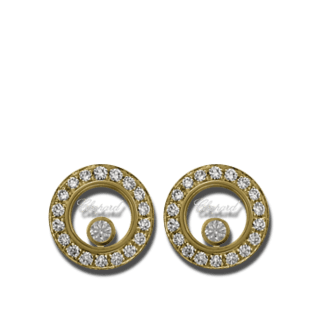Chopard Ohrstecker Icons Round 83A017-0201