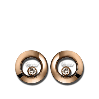 Chopard Ohrstecker Icons Round 83A017-5001