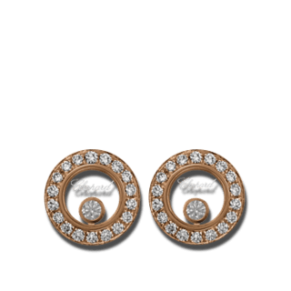 Chopard Ohrstecker Icons Round 83A017-5201
