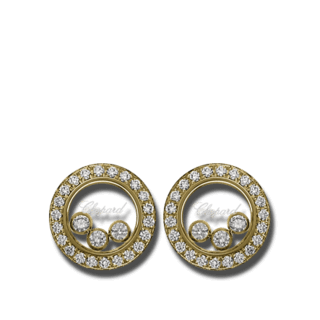 Chopard Ohrstecker Icons Round 83A018-0201