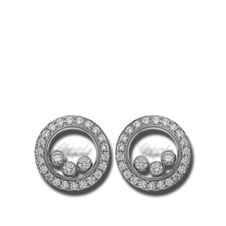 Chopard Ohrstecker Icons Round 83A018-1201